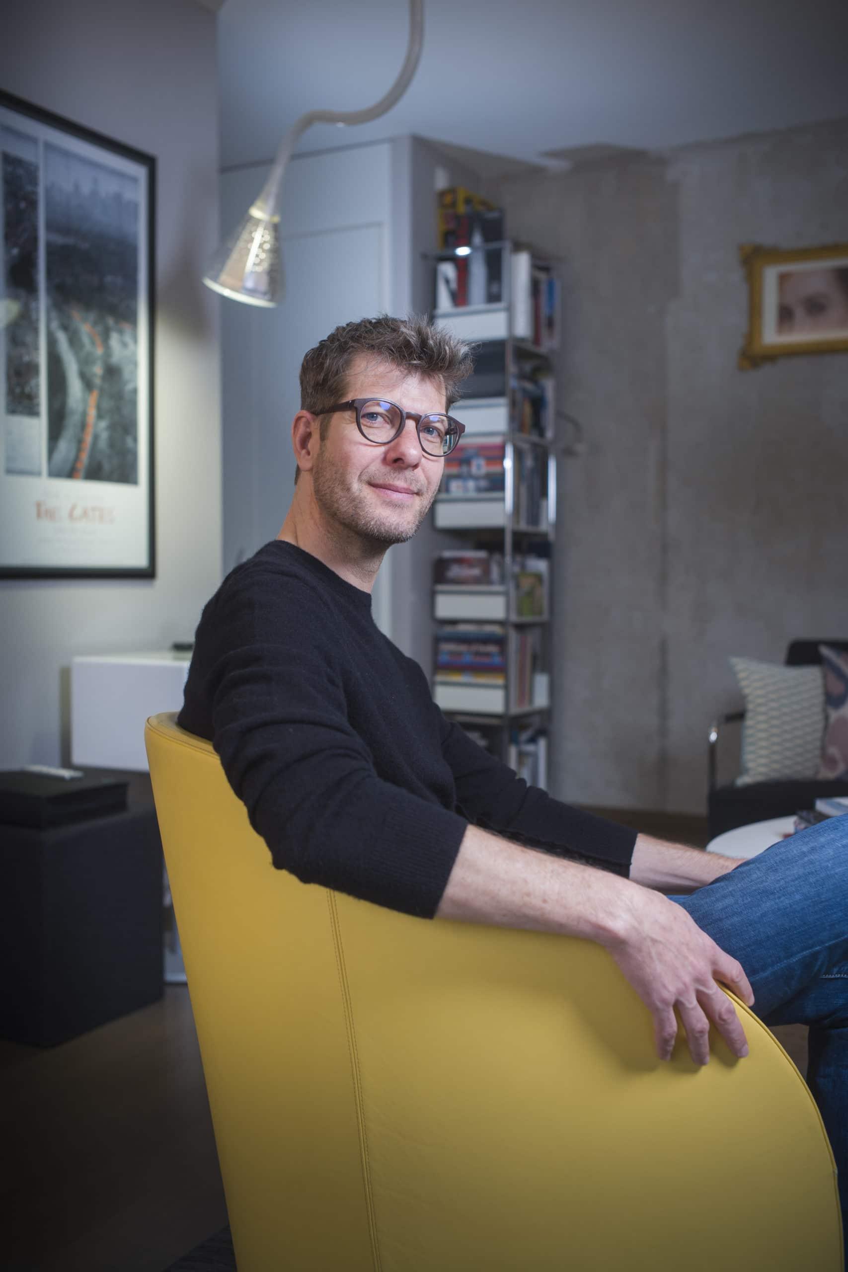 Portrait de Dominique, membre du Forum Citoyen de Genève