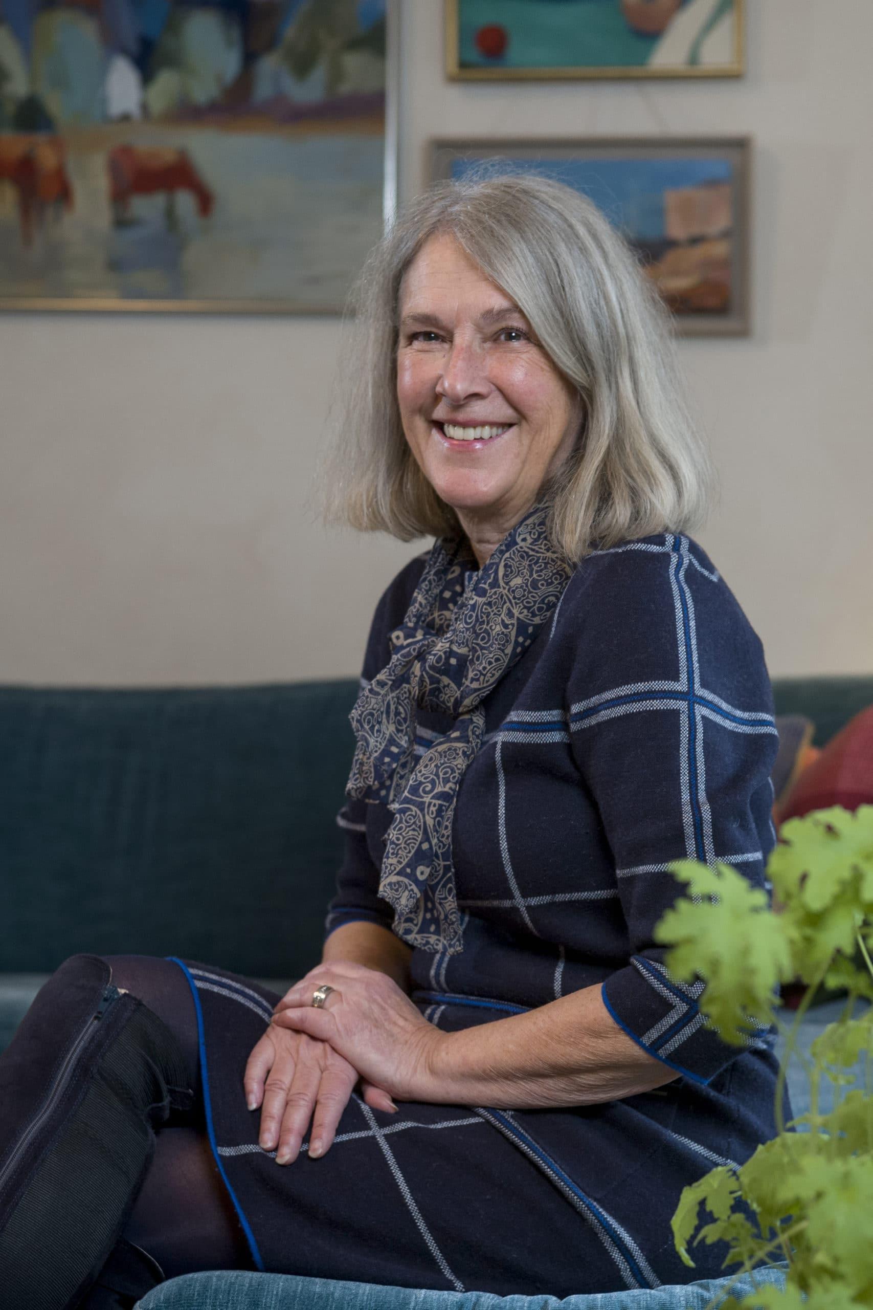Portrait de Susanne, membre du Forum Citoyen de Genève