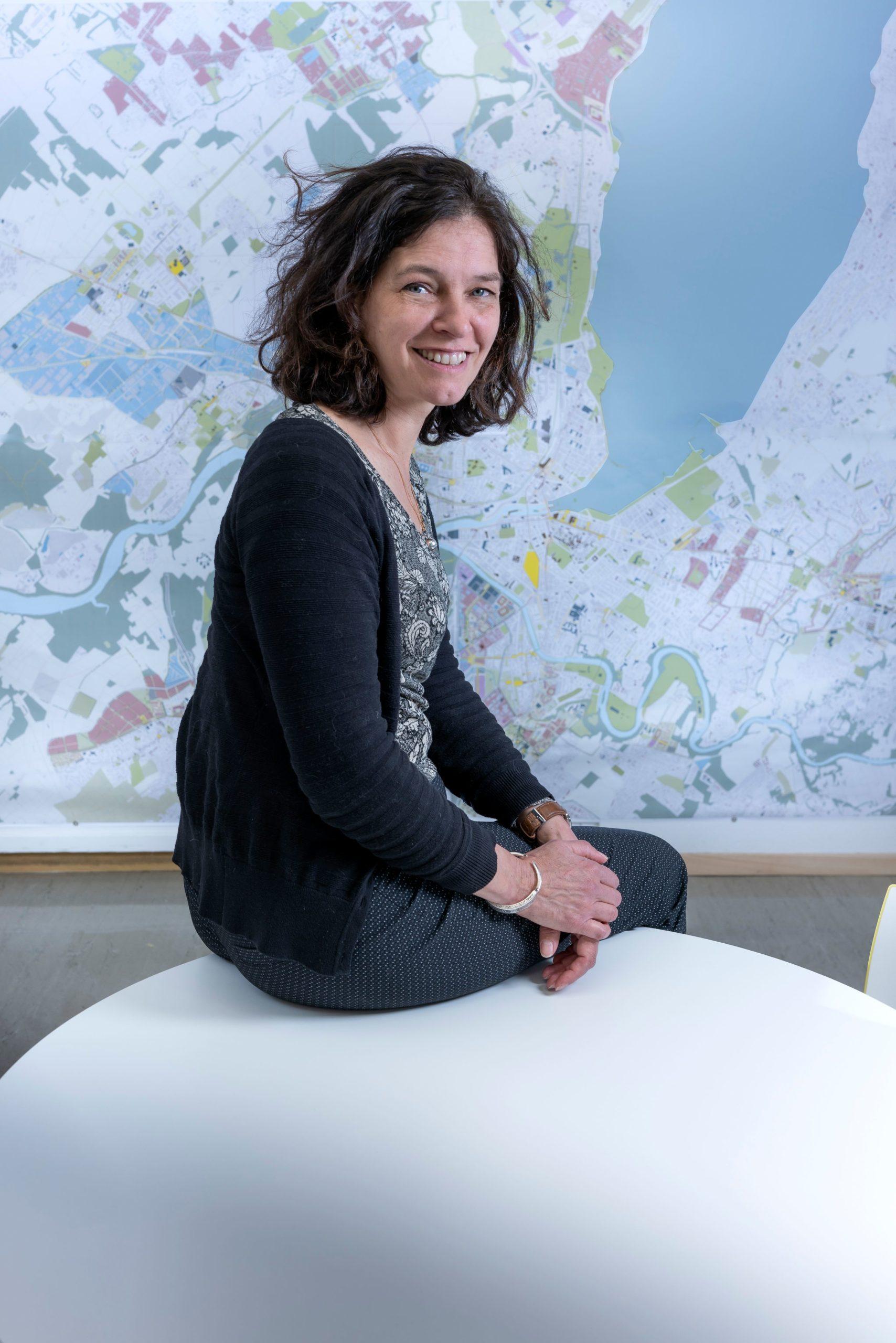 Portrait de Nathalie Lauriac, Cheffe de projet Concertation