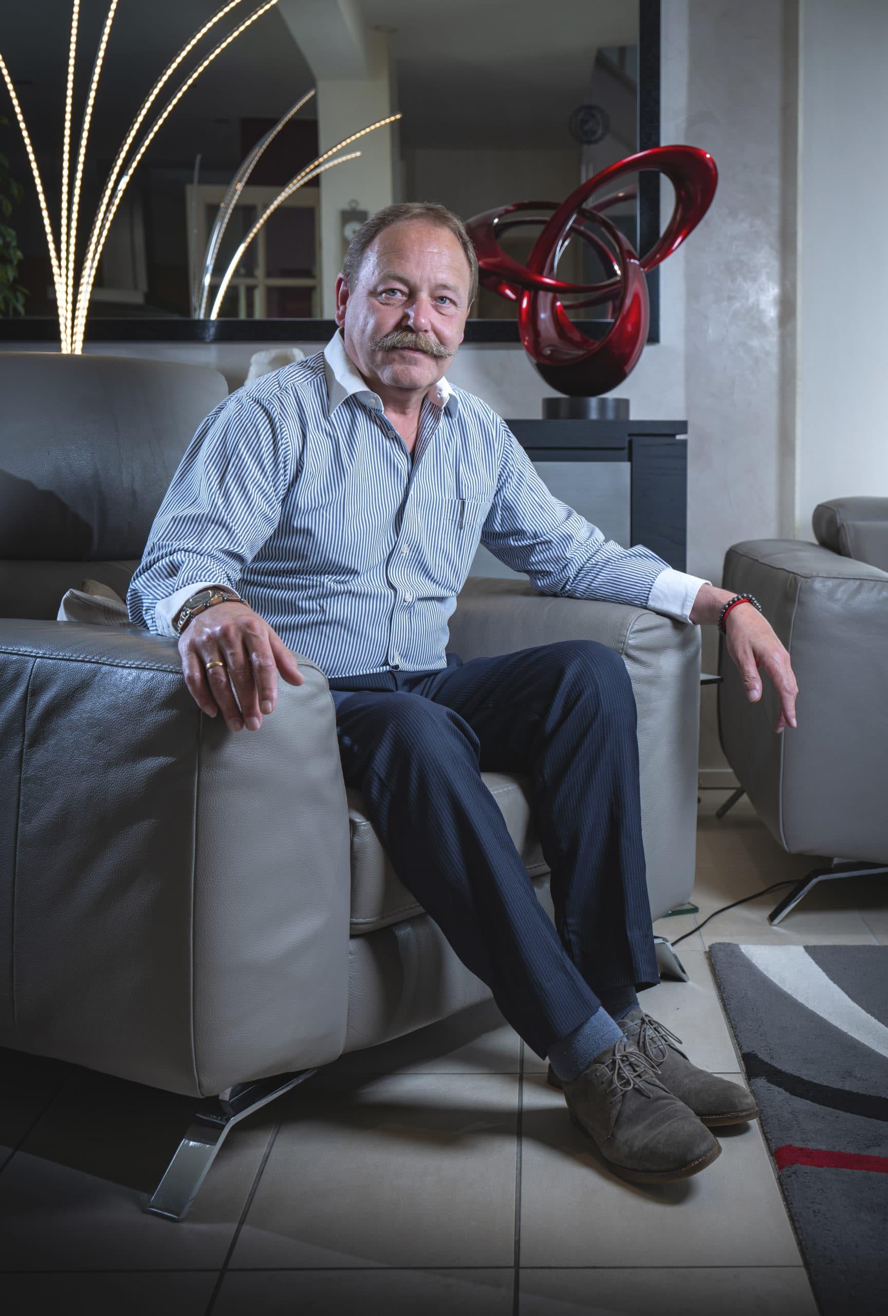 Portrait de Antoine, membre du Forum Citoyen de Genève