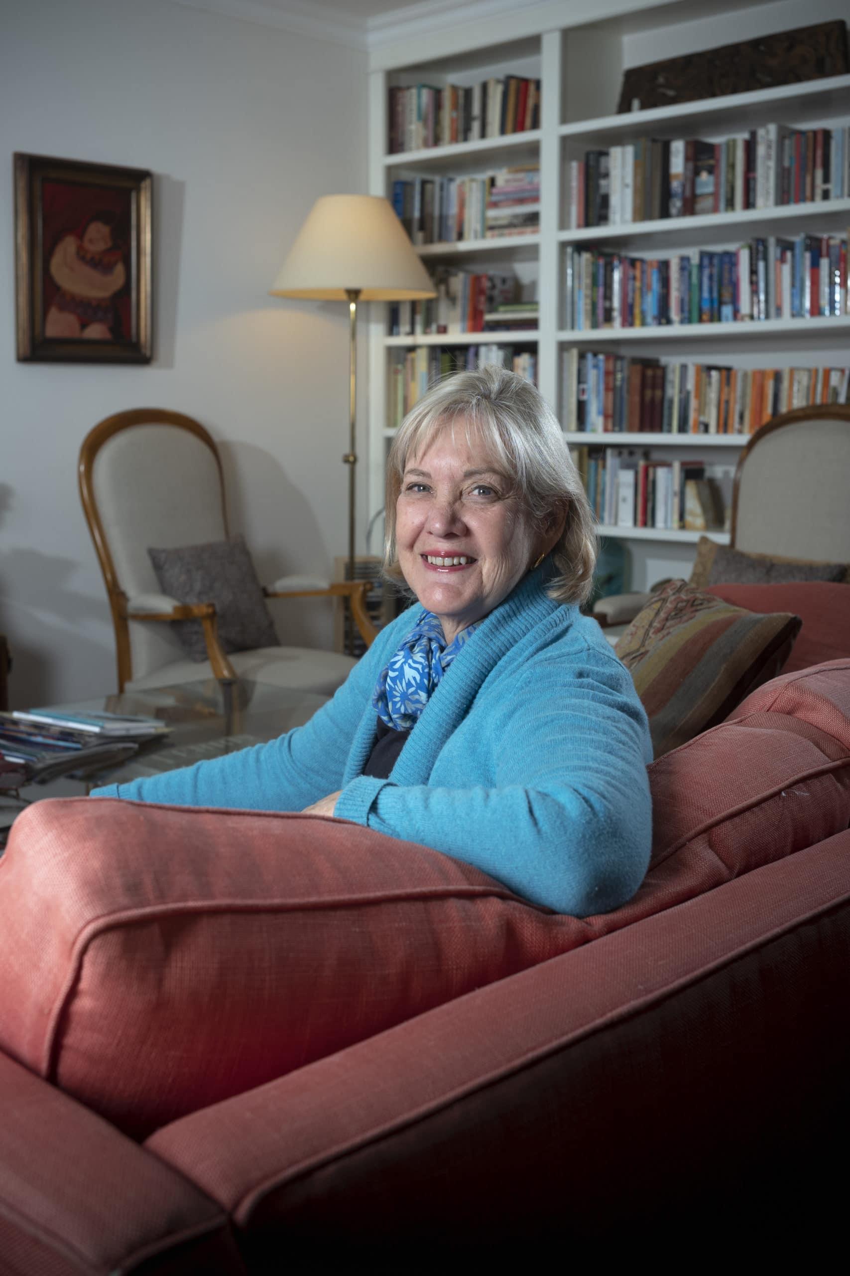 Portrait de Linda, membre du Forum Citoyen de Genève